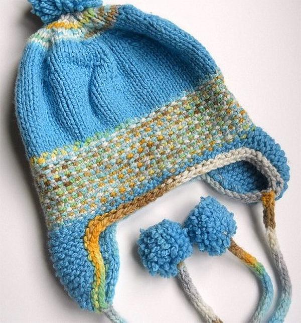 Free Knitting Pattern for Tiptoe Hat