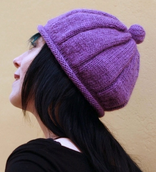 Knitting Pattern for Bobba Hat