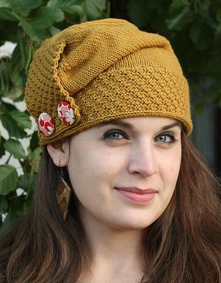 Knitting Pattern for McCarren Park Cap