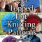Topped Hat Knitting Patterns